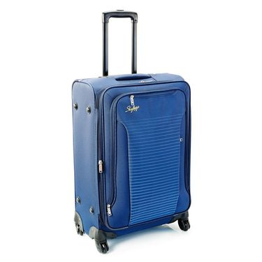 Skybags Buzz Polyester Strolley Bag 65-Blue