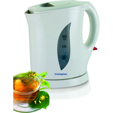 Crompton Cordless Electric Water Kettle 1.0L_ACGEK-KP101-I