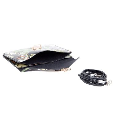 Arisha Leather Sling Bag AE23  -Multicolor
