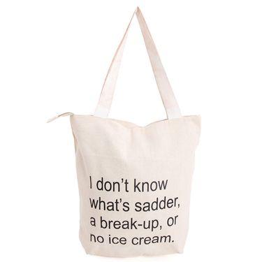 Arisha Cotton Khadi Handbag AE40h -Cream
