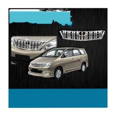 Toyota Innova Full Front Grill Chrome