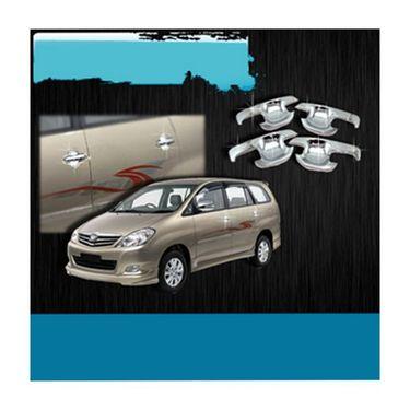 Toyota Innova Catch Cover Chrome Set of 4 Pcs.