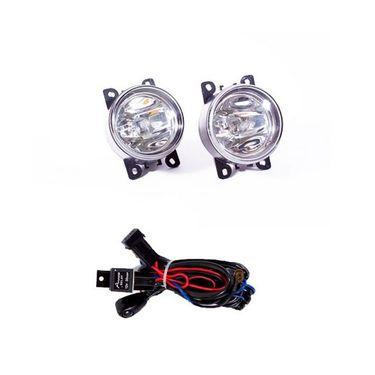New maruti Suzuki WAGNO-R TYPE-3&4 Fog Light Lamp Set of 2 Pcs. With Wiring