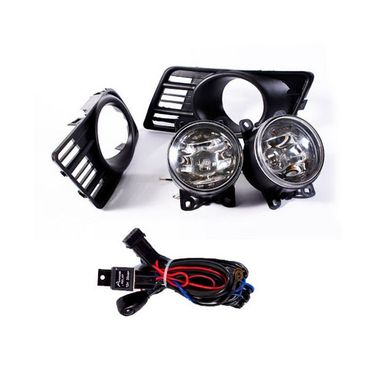 Old Maruti Suzuki SWIFT DZIRE TYPE-1 Fog Light Lamp Set of 2 Pcs. With Wiring