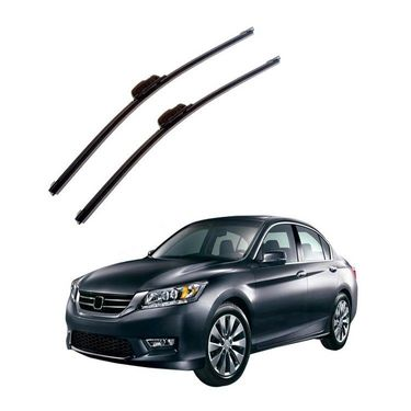 AutoStark Frameless Wiper Blades For Honda Accord New (D)26