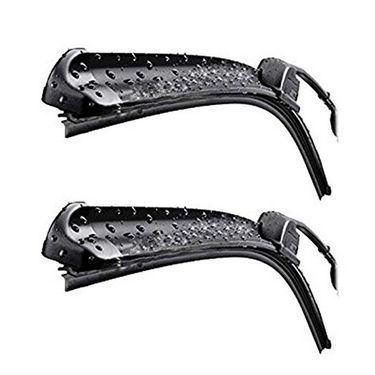 AutoStark Frameless Wiper Blades For Hummer H3 (D)17