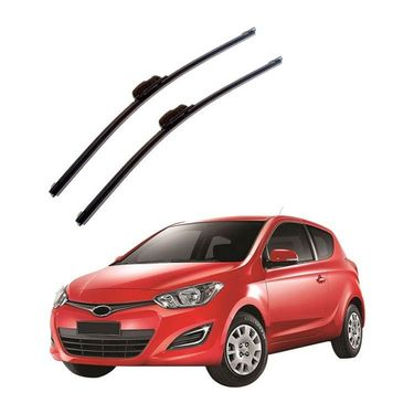 AutoStark Frameless Wiper Blades For Hyundai i-20 (D)24