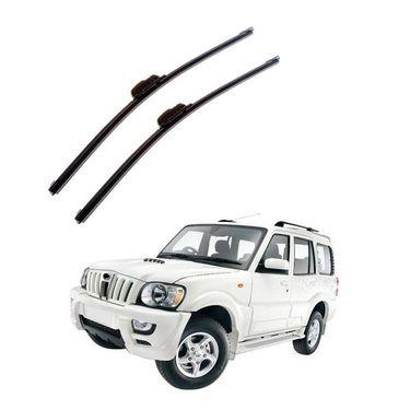 AutoStark Frameless Wiper Blades For Mahindra Scorpio (D)20