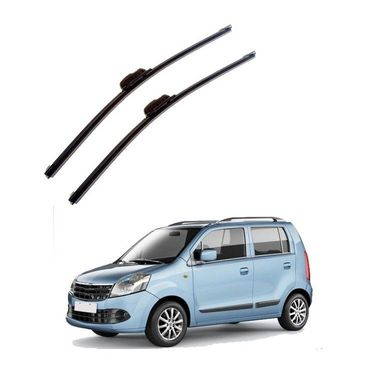 AutoStark Frameless Wiper Blades For Maruti Wagon R (D)18