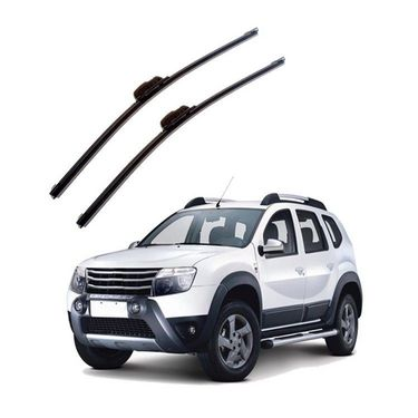 AutoStark Frameless Wiper Blades For Renault Duster (D)24
