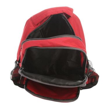 American Tourister Unisex Laptop Backpack - Red