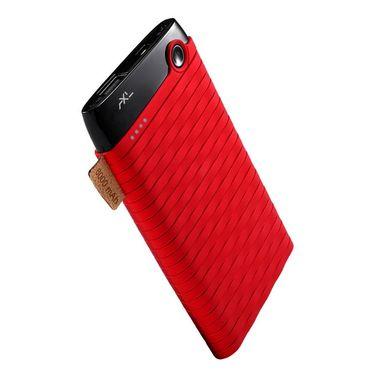 AXL LPB060 6000mAh Power Bank - Red