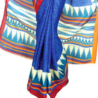 Aarti Set of 7 Tussar Art Silk Sarees (7B3) - AKSO