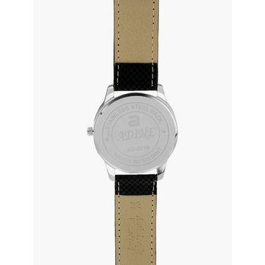 Adine Analog Wrist Watch_AD6016blbl - Black