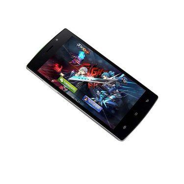 Combo of Adcom KitKat A54 Quad Core 3G Smartphone - Black + Selfie Stick