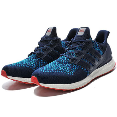 Adidas Ultra Boost Mesh Sports Shoes With Puma Sandasl-os07