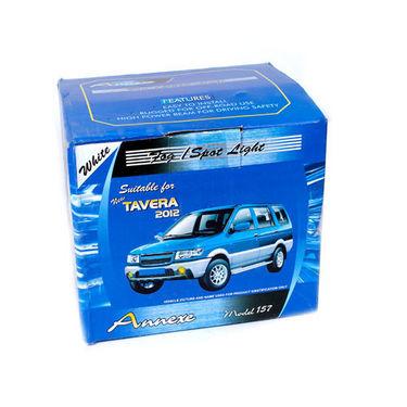 Set of 2 Pcs Annexe Fog Light Lamp For New Chevrolet Tavera