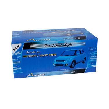 Set of 2 Pcs Annexe Type-1 Fog Light Lamp For Old Maruti Suzuki Swift Dzire