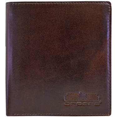 Arpera Leather Wallet for Men - Brown_C11442-2