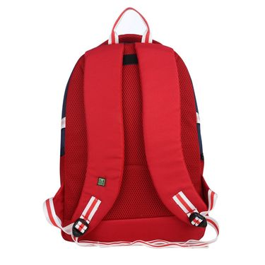 Be for Bag Poly Canvas Backpack Blue -Ayden