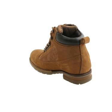 Bacca bucci Leather  Boot Bb025 _Tan