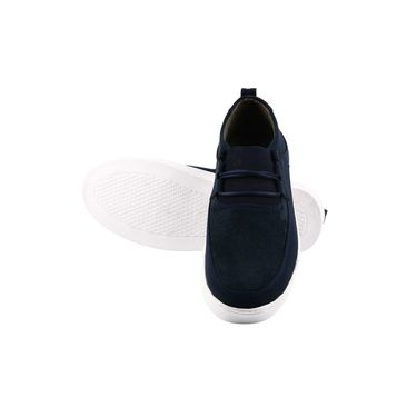 Bacca Bucci Canvas Blue Casual Shoes -Bbmb3065B