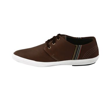 Bacca Bucci PU Casual Shoes  Bbmb3082C -Brown