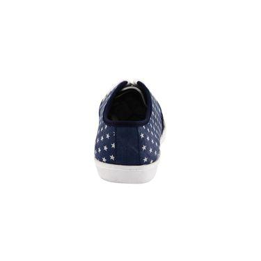 Bacca Bucci Canvas  Casual Shoes  Bbmb3084B -Blue & Black