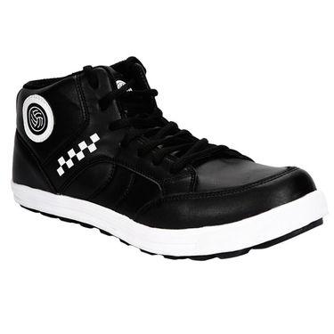 Bacca Bucci PU Casual Shoes  Bbmb3092A -Black