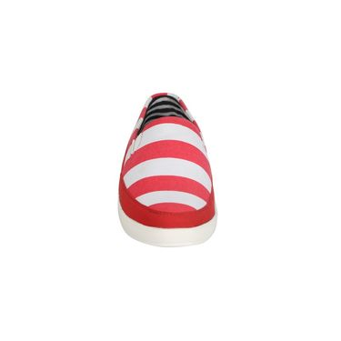 Bacca Bucci Canvas Red  Casual Shoes -Bbmb3108J