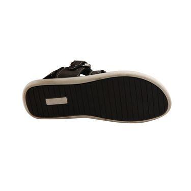 Bacca Bucci Leather  Sandal  Bbme6008I -Grey