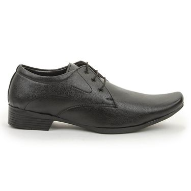 Bacca Bucci PU Black  Formal Shoes -Bbmf7001A