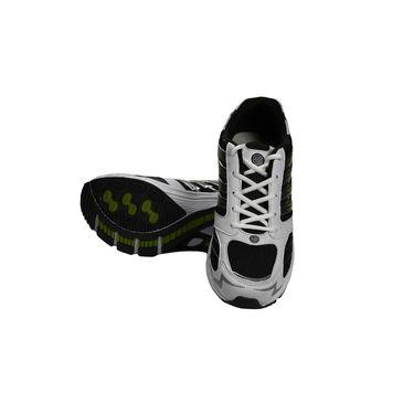 Bacca Bucci PU & Mesh  Sport Shoe  Bbmg8009K -Multicolor