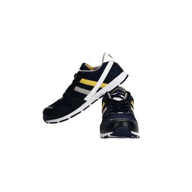 Bacca Bucci PU & Mesh  Sports Shoes  Bbmg8010K -Multicolor