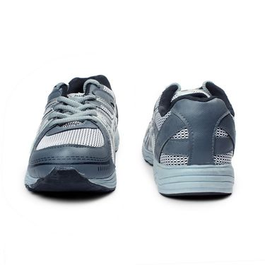 Bacca Bucci Mesh Grey Sports Shoes -Bbmg8116I