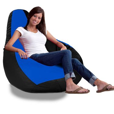 Set of-2 Storyathome_XXL Bean Bag Chair Cover Without Beans-BB_2-1402
