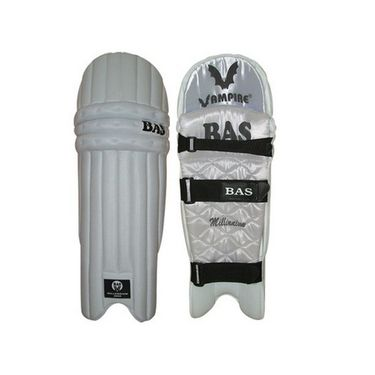BAS Vampire  (Size-M) Millennium Men Batting Pad - BLG33