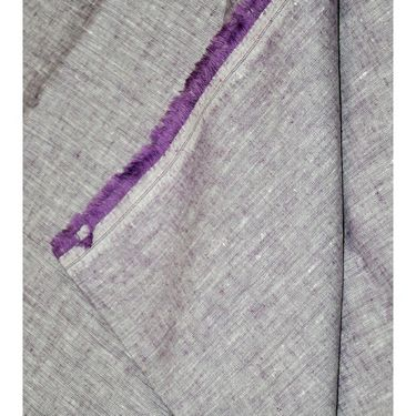 Bombay Rayon Linen Shirt Material For Men_BR_SHRT_VIO_1014_01 - Light Purple