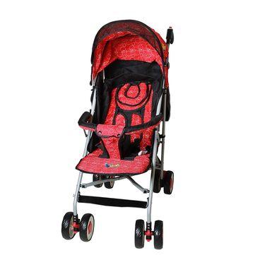 Baby Light Stroller - Red