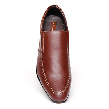 Bacca bucci  Leather  Formal Shoes - Brown