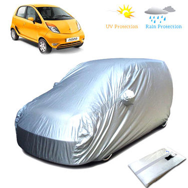 Body Cover for Tata Nano - Silver