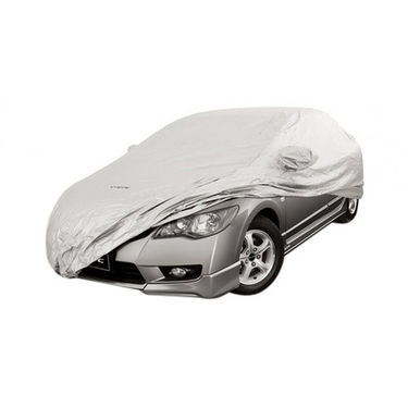 Body Cover for Skoda Laura - Silver