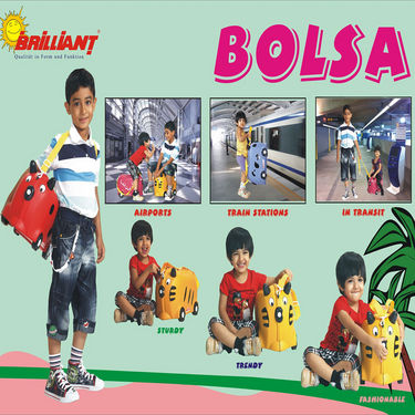 Bolsa Kids Special Handy Multipurpose Traveling Strolly - Royal Blue