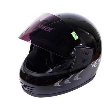 Branded Sober Rodick Black Full Face Helmet