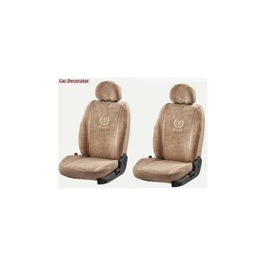Car Seat Cover For Hyundai i 10 - Beige - CAR_01SC1BG135