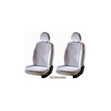 Car Seat Cover For Tara Zest - White - CAR_1SC1WHT266