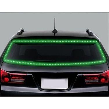 AutoStark 5 Meters Waterproof Cuttable LED Lights Strip Roll - Green Car Fancy Lights(Green)