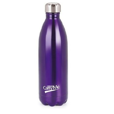 CarryMe Aqua Hot & Cold Flask 1000 ml Bottle - Blue
