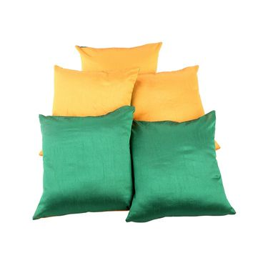 Pack of-10  Square Cushion Cover Combo-COM00156