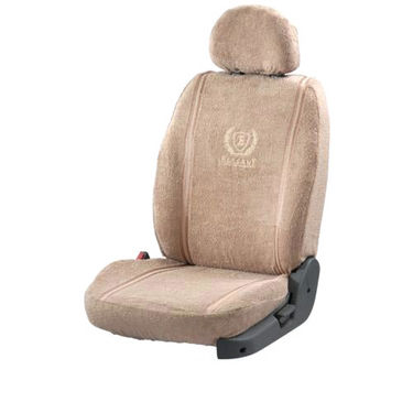 Car Seat Cover For Maruti Suzuki Alto - Beige